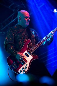 George Glen on Bass Guitar - The Postcards - Battle of The Bands 2018