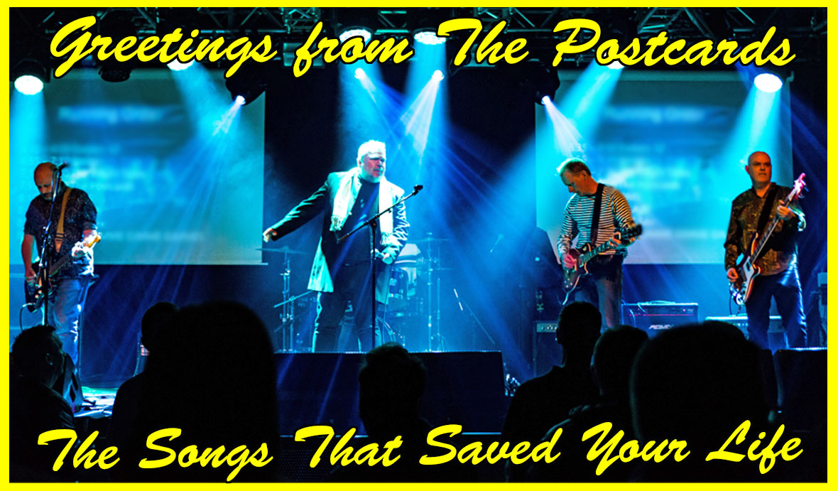 The Postcards from Scotland - The Songs That Saved Your Life